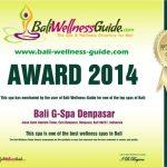 G Spa Bali