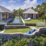 A stylish and modern 4 bedroom luxury cliff front villa for sale in Bukit