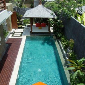 A FREEHOLD VILLA IN CANGGU WITH STUNNING RICE FIELD VIEW