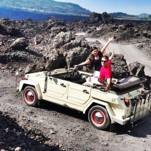 Mount Batur: Volkswagen Jeep Volcano Safari