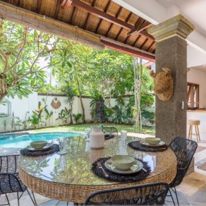 MODERN STYLE 3 BEDROOMS VILLA IN UMALAS