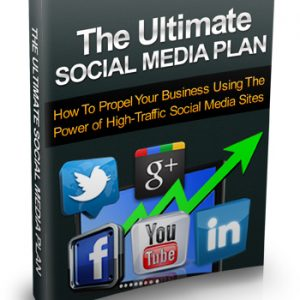 The Ultimate Social Media Plan!  eBook