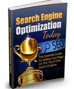 eBook – Search Engine Optimation