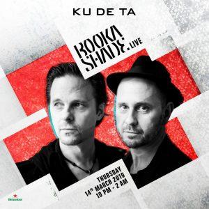 Booka Shade at KU DE TA