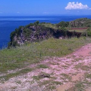 FOR SALE: Cliff front land 3,000 m2 on Nusa Penida Island, Bali