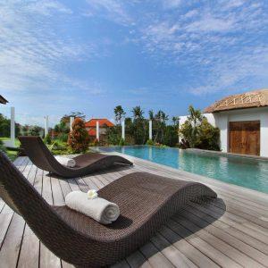 Villa Sebelah – 3 bedroom  in Kerobokan