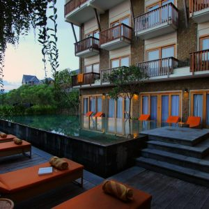 The Kirana Hotel Resto & Spa, Canggu.