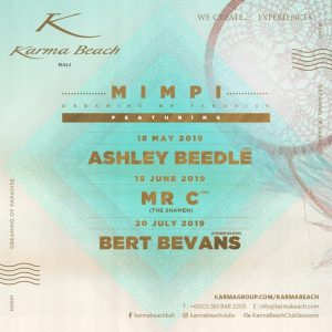 Mimpi – Ft. Ashley Beedle At Karma Beach Bali