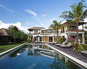 Six bedroom Pool Villa VBUK 360 in Jimbaran Bali