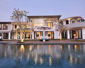 Four Bedroom Pool Villa in Bukit Jimbaran Bali for sale