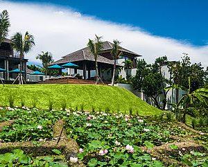 Six Bedroom Pool Villa for sale in Cemaggi Canggu Bali