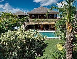 Six Bedroom Pool Villa for sale in Seminyak Bali