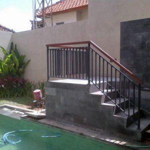 Three bedroom pool villa for sale in Seminyak, Bali