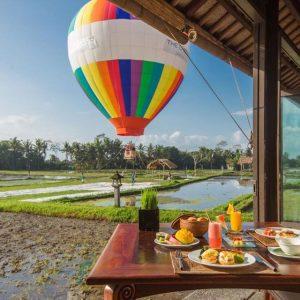 Bali Hot Air Balloon Experience