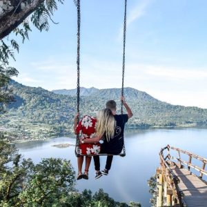 Northern Charm: Lake Bratan, Handara Gate, Waterfall & Swing