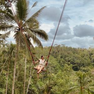 Bali Jungle Swing – Private Tour