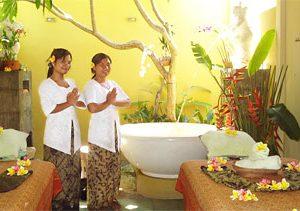 Sekar Jagat Spa Bali