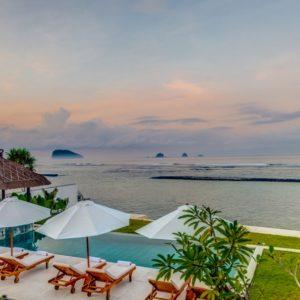 Rare! Oceanfront 4-Bedroom Villa in Candi Dasa, Bali for sale!